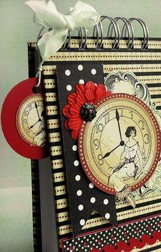 ćwieki vintage Decorative Boxes, Scrapbooking, Vintage, Home Decor, Decoration Home, Room Decor, Vintage Comics, Scrapbooks, Home Interior Design