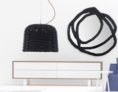 Sweet 95/96 Suspension Lamp by Paola Navone for Gervasoni