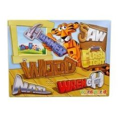 WordWorld Tiger's Tools Sound WordPuzzle * Read more reviews of the product by visiting the link on the image.