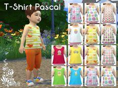 T shirt Pascal