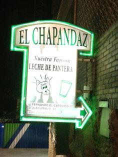 El Chapandaz en Madrid, Madrid leche de tigre