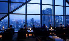 Kozue tops Tokyo's restaurants for its views  • Park Hyatt Hotel, 3-7-1-2 Nishi-Shinjuku, Shinjuku-ku, +81 3 5323 3460, tokyo.park.hyatt.com, lunch from ¥3900 (around £34), dinner from £115. Open daily 11.30am-2.30pm and 5.30pm-10pm, closed Wed. English spoken