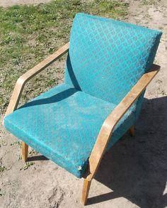 fotel firmy ton,spadkobiercy thoneta.Czechy lata 60 -te. Proponuję zakup po renowacji : wybór materiału,koloru drewna.tel501198681