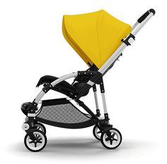 lightweight stroller with basinet option – bugaboo bee
