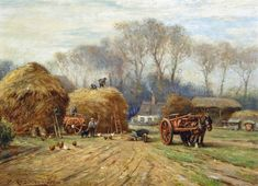 william kay blacklock paintings | Victorian British Painting: W is for William
