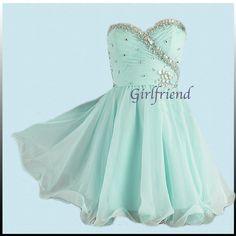 Elegant Beading Prom Dress /Homecoming Dress from Girlfriend #coniefox #2016prom