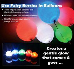 Fairy Twinkle Berries | theinthing