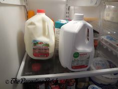 Money Saving Tips: Freeze Milk and Butter | Parenting Patch