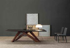 Big Table #design Alain Gilles by #Bonaldo #table