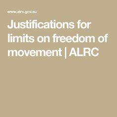 29 Freedom Of Movement Ideas Freedom Of Movement Freedom Movement