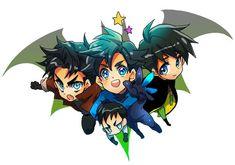 bat family | cuteness - BatFamily Photo (30293629) - Fanpop fanclubs