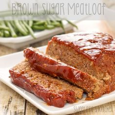 Brown Sugar Meatloaf... Tried this tonight. It was DELICIOUS! Even though mine somehow looked more like a meat pile instead of meatloaf, my husband and I both enjoyed it! Lol!