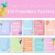 Tropical Themed When You Enter This Classroom Posters   My ...