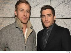 Ryan vs. Jake: Who'd You Rather?  TMZ...why should I have to choose? Ryan Gossling & Jake Gyllenhaal are both perfection. I guess who ever has a charming personality, good heart, and a bit of feisty humor