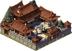 china house Impessive Compound holds up 20 people China Architecture, Minecraft Architecture, Japanese Architecture, Architecture Design, Japanese Style House, Traditional Japanese House, Construction Minecraft, Chinese Courtyard, Chinese Buildings