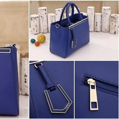 RBP2015 Colour Navy  Material PU  Size L 26.5 W 14.5 H 17  Weight 0.7  Price Rp 225,000.00