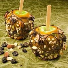 Seattle Caramel Apples - Allrecipes.com