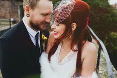 Budget Friendly Winter Wedding: Abbie & Tristen