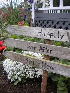 Red Gate Farm: A storybook wedding....