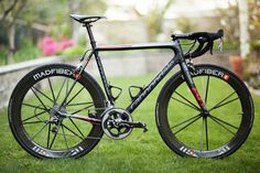 Cannondale SuperSix Evo (with Madfiber wheels)
