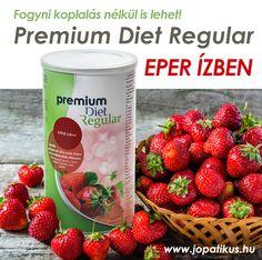 Szezonális finomság, ami nem csak egészséges, de hozzájárul a koplalás nélkül folytatott diétához. Strawberry, Fruit, Food, Essen, Strawberry Fruit, Meals, Strawberries, Yemek, Eten