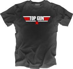 Top Gun! Top Gun, Inspired, Film, Sweatshirts, Mens Tops, T Shirt, Fashion, Movie, Supreme T Shirt