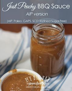 Quite awhile ago, I posted my Just Peachy BBQ sauce that I used to make in large batches and can using a water bath canning method. (See National Center for Home Food Preservation for more informat…