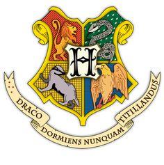 Wappen Hogwarts