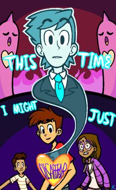 Dude, That's My Ghost crossover with Mystery Skulls - Ghost