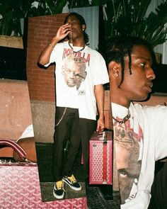 Find images and videos about theme, rap and asap rocky on We Heart It - the app to get lost in what you love. Mode Streetwear, Streetwear Fashion, Asap Rocky Wallpaper, Asap Rocky Fashion, Lord Pretty Flacko, Mode Hip Hop, A$ap Rocky, Rap Wallpaper, Tyler The Creator