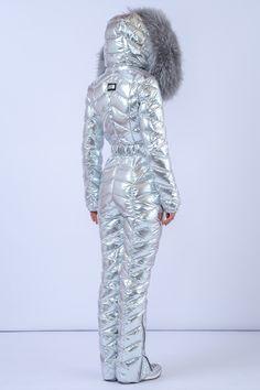 Комбинезон ODRI marta_silver - купить в интернет-магазине Intermoda