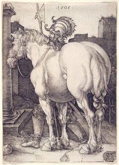 The Large Horse - Wep 56