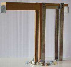 2450 Series Single Pocket Door Kits Pocket Doors Pocket Door Frame Closet Door Hardware