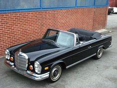 Old Mercedes Cars, Mercedes 280, Mercedes 450