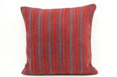 Anatolian Kilim Pillow Cover 20 x 20  Desinger by kilimwarehouse