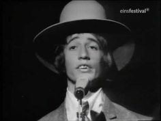 Bee Gees - New York Mining Disaster 1941 (Live 1968) (Beat Club Bremen,Germany) (HQ 16:9) before disco!