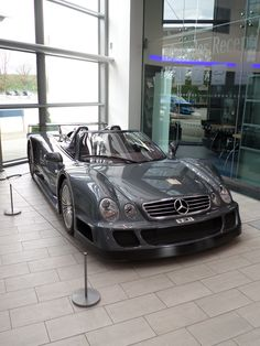 Mercedes CLK Convertable.