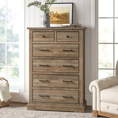 This particular bedroom furniture dresser is a really inspiring and first-class idea Tall Dresser, 9 Drawer Dresser, 6 Drawer Chest, Double Dresser, Dresser With Mirror, Chest Of Drawers, Dressers, Solid Wood Tv Stand, Drawer Pulls And Knobs