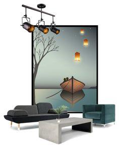 """floating"" by katrisha-art ❤ liked on Polyvore featuring interior, interiors, interior design, home, home decor, interior decorating, NDI, diaryset and interiordiary"