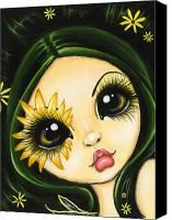 Black-eyed Susan Painting by Elaina  Wagner - Black-eyed Susan Fine Art Prints and Posters for Sale