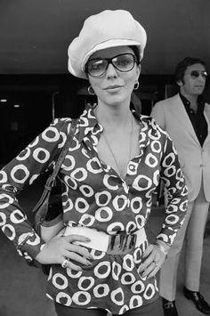 Joan Collins, 1970