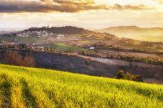 Camerano, my hometown by Francesco Domesi on 500px