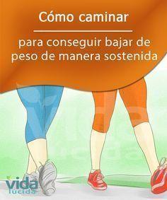 Como caminar para conseguir bajar de peso