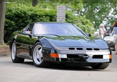 Callaway Corvette | Home : Vehicles : 1990 Callaway B2K Corvette Twin Turbo