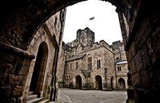 Alnwick Castle (Hogwarts)