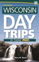 LINKcat Catalog › Details for: Wisconsin day trips by theme /