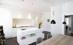 Küche (von Schmidt Holzinger Innenarchitekten)