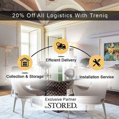 Avail a 20% off all storage deliveries and installation enquiries generated through Treniq before end of December 2016! In partnership with bySTORED. Create you free trade account today and enjoy hassel free luxury sourcing without paying any commission.  #ByStored #design #interiordesigning #interiorstyling #furniture #luxuryfurniture #designers #designerUK #designsourcing #discount #offer #sourcing #sourceproducts