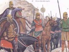 illustration of richard scollins showing the Achaemenid persian emperor Darius III with his warriors during the war against alexander the great Ancient Mesopotamia, Ancient Civilizations, Military Art, Military History, Ancient Persian King, Ancient History, Art History, Persian Warrior, World History