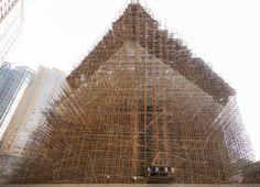 bamboo scaffolding - Google Search